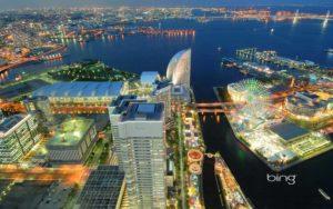 Yokohama-Port_1920x1200with image|URU HOME