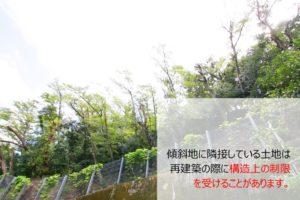 傾斜地に隣接のコピーwith image|URU HOME